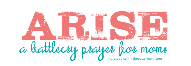 Moms, Its time. Time to storm the gates of heaven, to do battle for our children, time to get on our knees. We want you to become a part of a movement of mothers praying fervently for their families today, and we'd love to give you a printable guide to help you do just that. Join us?
