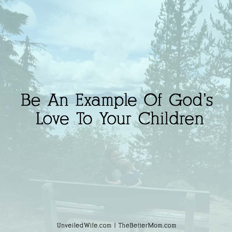 Do your actions point your children to Christ? You have the opportunity to display God's heart to you in the ways you love your children and your spouse. But first, we have to give him access to the deeper places of our hearts...