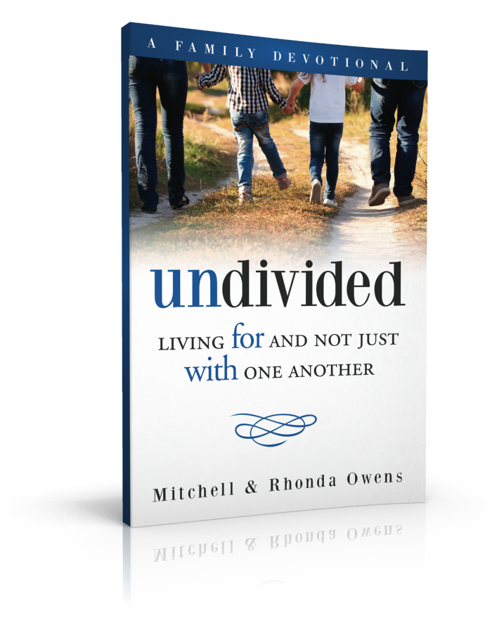 What if we were meant to live life in our families FOR one another and not just WITH one another? Ready to take your family on a journey towards engagement and connection? This new resource is your guide!