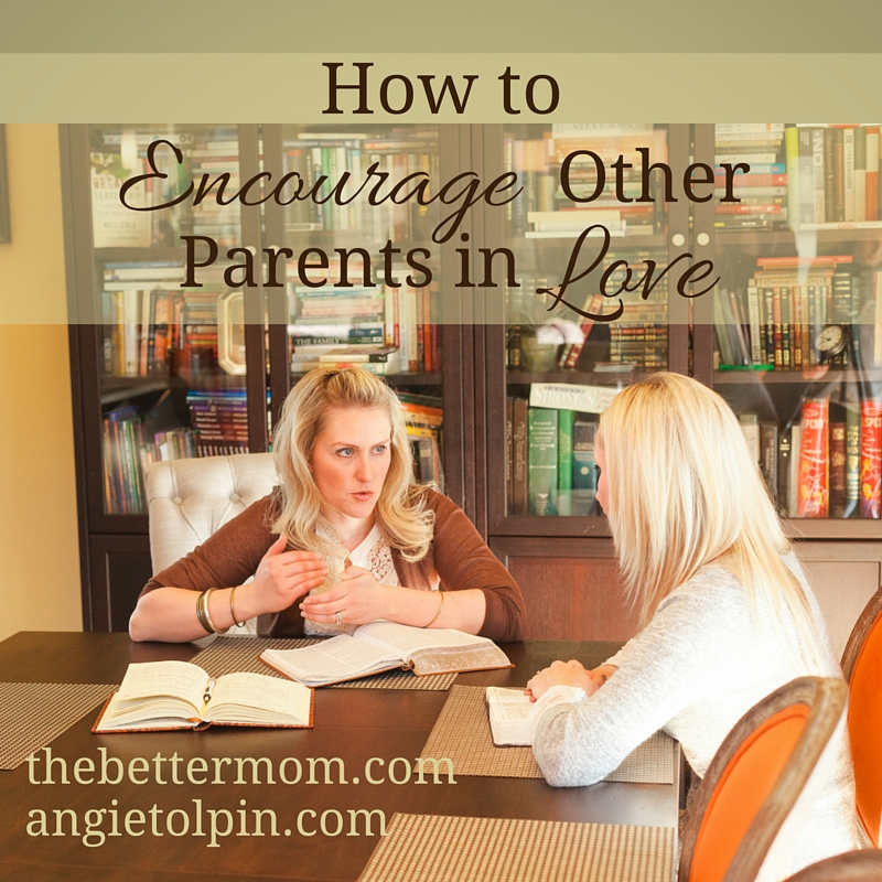 Have you ever faced an awkward situation where your child, or someone else's, needed to be confronted about their behavior? How did you handle it? It's easy to shy away from moments like these, but when we engage them, and enter the world of other parents, the potential to grow our friendships opens wide!
