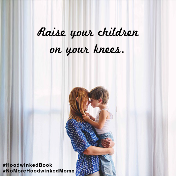 "Does your child's bad choice make you a bad mom? Do you think you have to do everything right or your child will turn out wrong? Are you trapped in the rat race of motherhood and find yourself believing that a good mother can do it all, all at once?   It is time to de-bunk these myths of motherhood that have us feeling ""less than"" and ""not enough"". It is time to walk in the freedom of God's word and discover a fresh new vision for the age-old calling of motherhood."