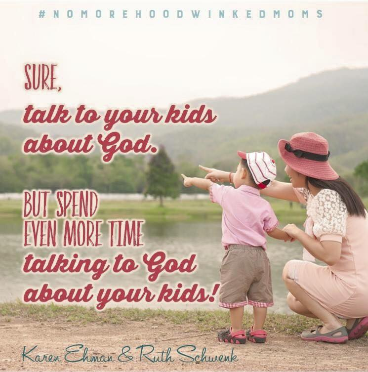 "Are you struggling to survive as a mom? Have the lies that our culture perpetuates about motherhood dragged you down? Well we need to knock it off! Lies such as ""I am my child's choices"" tempt moms to mistakenly believe that if their child makes a wrong choice then they, in turn, must be a bad mom. Well it is time to stop believing those myths and start walking in the truth! Grab your copy of Hoodwinked today!"
