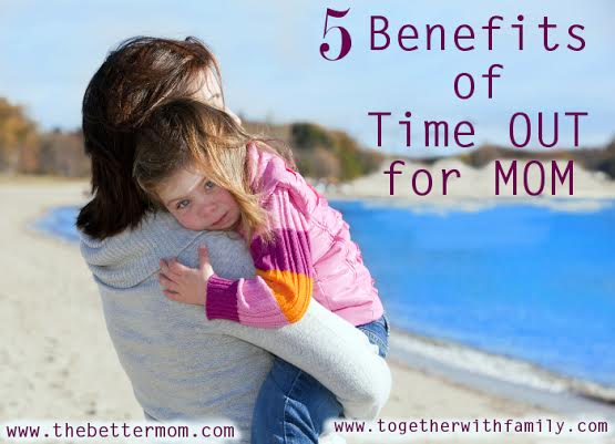Do you need a timeout? While the word might bring up several negative connotations, a timeout can be a very positive thing! Especially for moms...