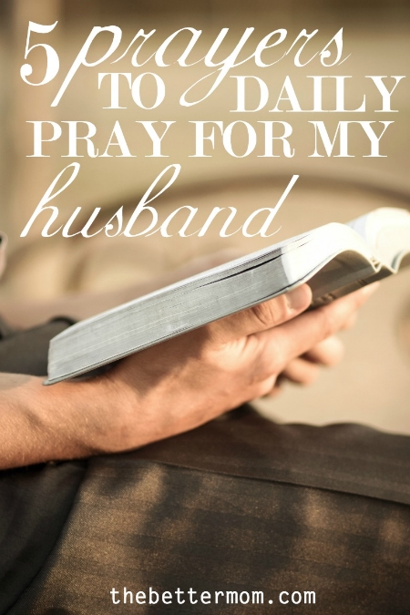 Are you praying for your husband? Do you believe your prayers can change his life and heart? If you are looking to begin the practice of prayer,  and care for your spouse- these topics are a great way to start!