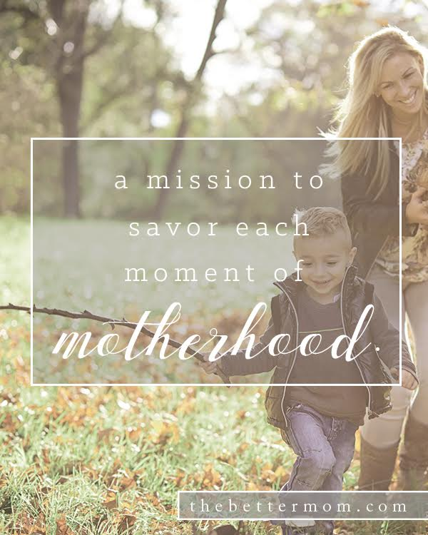 This mothering thing goes so fast. At the end of our journey, many of us will find that the moments we wished away, went by in a blink. How can we soak it up and appreciate it all in the midst of heavy seasons and long days? Let's dive in to learning about perspective together so we can do just that.