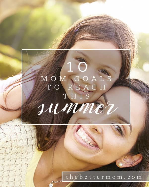 Does it feel like summer is slipping through your fingers without a lot getting done? Don't let this season pass you by without setting a few goals that you can accomplish before autumn arrives- there is still time to build these life giving ideas into your summer schedule!