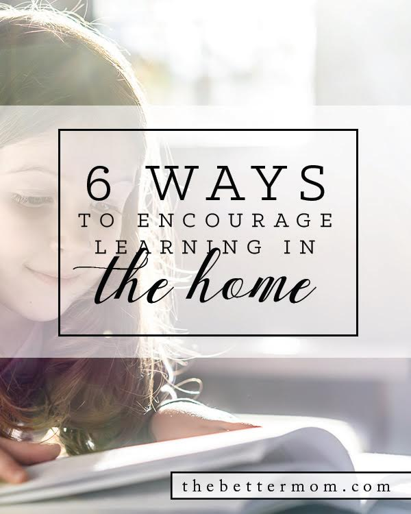 Do your children love to learn? Its back to school and homework and all the piling on of academics and in the midst, it can be easy to see the enjoyment of learning squelched in our kids. These five ideas might be just the thing to revive their hearts and inspire their minds!