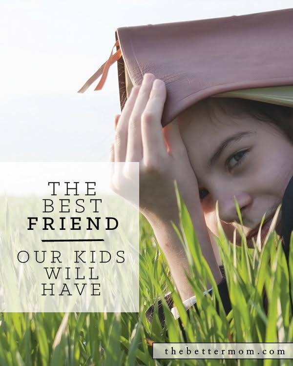We are called to guide our kids growing in knowledge of Jesus and relationship with Jesus, but He and He alone will take the seeds we plant to perfect their faith and produce the righteous character we long to see in their lives. ...
