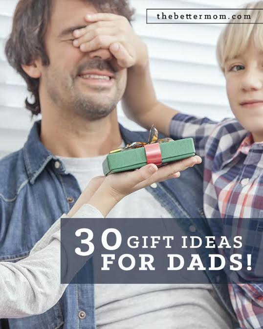 Let's face it... it's hard to buy Christmas gifts for dad! Well, we've got you covered today with thirty of our favorite items to surprise him under the tree!