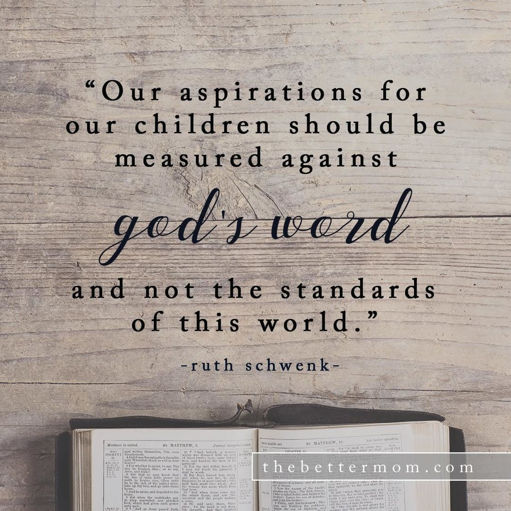 Aspirations Quote