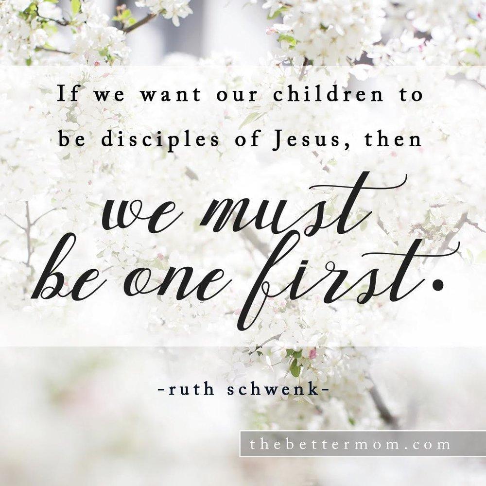 Disciples of Jesus Quote