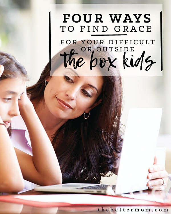 Are you raising a child who is different? One who comes with a list of diagnoses and brings more questions to your mothering heart? There is hope and a gift to be found for mothers on this path. These tools of grace can help guide your way.