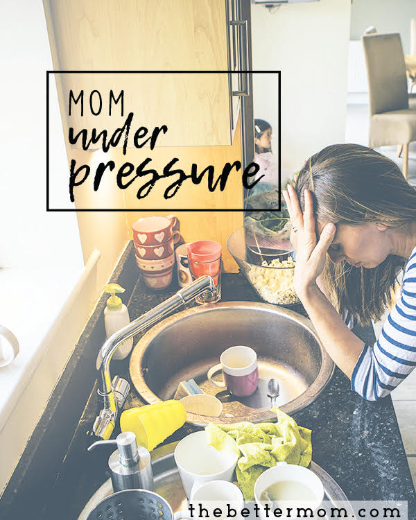 Is life just too much right now? When your schedule is tight, your finances are strapped or you find yourself in crises, it's hard to know what fire to put out first. Learn how to find peace when you are a mom under pressure.