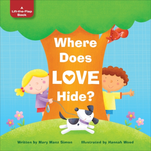 Looking for ways to share scripture with your kids? Us too! We're always on the hunt for ways to help you share God with your kids and today's find comes with built in discovery and snuggle time.  Cozy on up and discover 'Where Love Hides!'