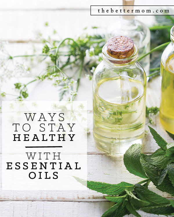 Do you want to try essential oils but don't know where to start? Do you wonder if they really work?  Then don't miss these ideas for keeping your family healthy as you give them a shot.