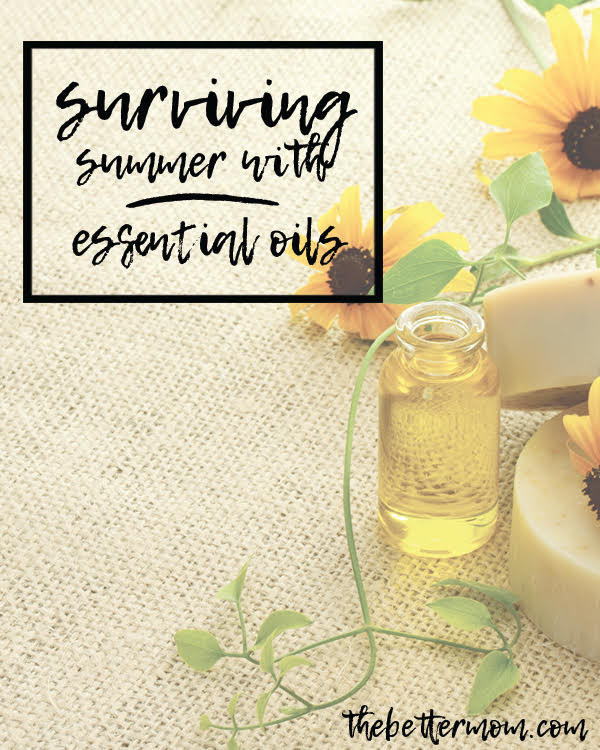 Summer among us and we are sharing a few of our favorite summer recipes and products using essential oils! You will LOVE the strawberry lemonade!