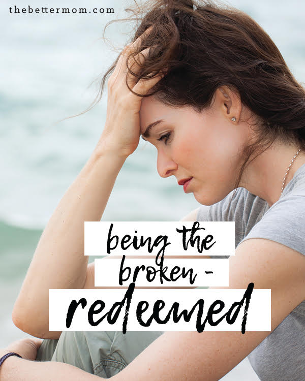 Are you carrying past hurt, guilt and areas of brokenness that are affecting your life today? God longs to transform us from the inside out, and he does- but his work is not yet done. Today, let his words change your thinking, and the way you live.
