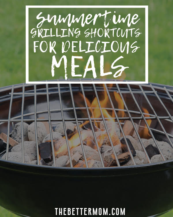 Summer time means it's the perfect season for grilling! Today we are serving up inspiration, shortcuts and recipes  to help you gather your family around the table.