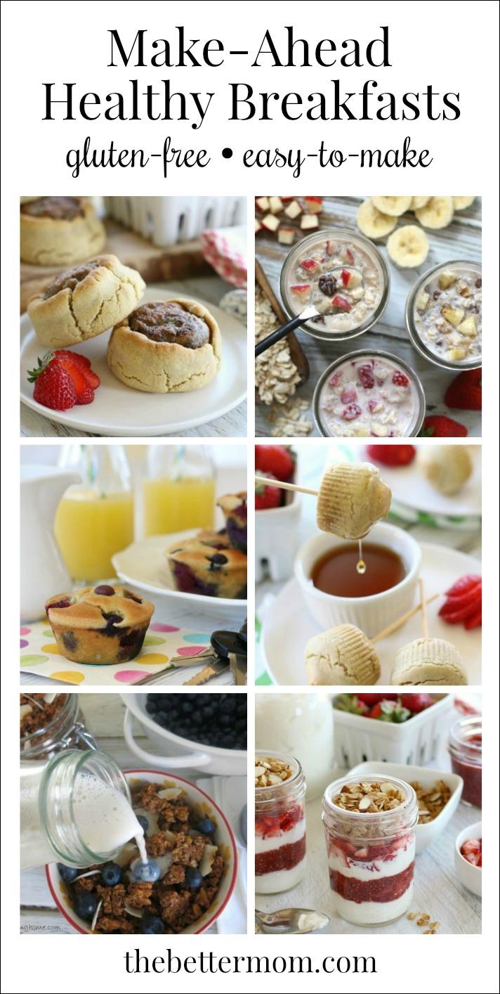 6 Scrumptious Make-Ahead Breakfasts
