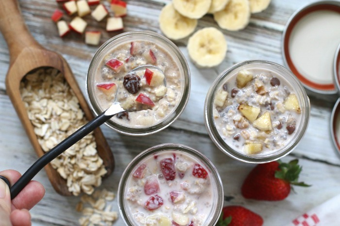 Even on busiest of mornings, there's always time for a quick, healthy breakfast with these delicious and fun  Make-Ahead Breakfast Recipes.