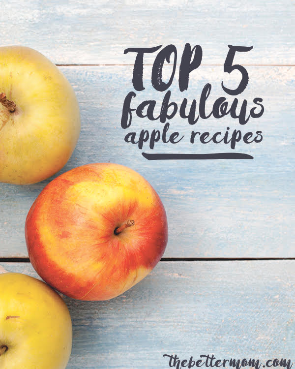 Tis the season- and we're cooking up apples! Move beyond the classic pie and try one of these delicious ideas for your family this week!