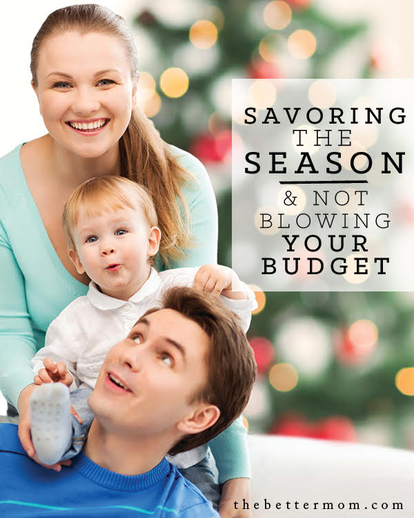 The holidays are approaching... and so is your budget. Make a plan to enjoy this season without blowing your bank account- we'll show you how!