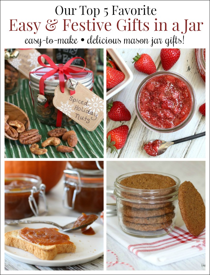 5 Easy & Festive Homemade Gifts in a Jar! — the Better Mom