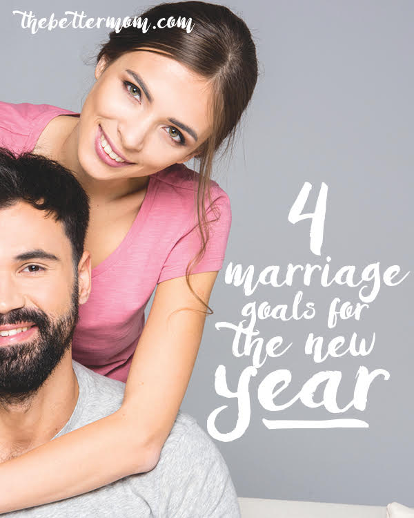 How do you want to see your marriage relationship grow this year? Goal setting together can have a huge impact on the health of our relationships- so join us in determining how to make 2018 your best yet!
