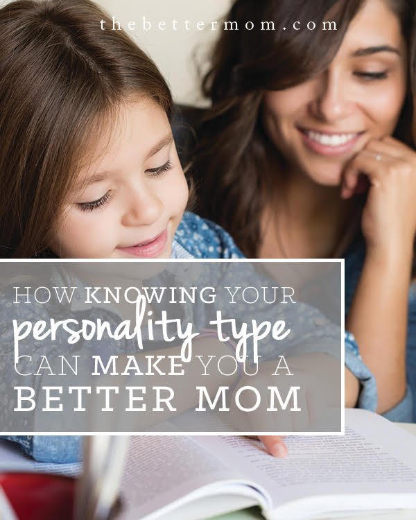 Are you an introvert or an extrovert? Intuitive or pragmatic? Knowing your personality type can help you understand the way you see the world... and your kids! Journey with us today into the beauty of how God made you, and how that information can make you a better mom!
