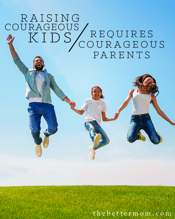 Are your children growing in maturity and increasing faith? Our kids are following our lead, and taking time today to courageously look at  areas where we need to grow will reap big rewards in the lives of our entire family. Join us?