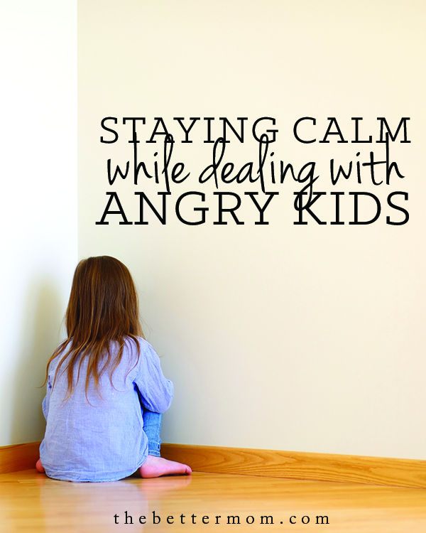 How do you keep calm when your children explode? Dealing with a child's anger can be frustrating and confusing! Join us today to learn how to point your kids to Christ when anger takes hold of their hearts.