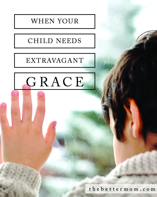When natural consequences hit hard, when our children know that they have fallen short, how do we respond? Today, we're remembering why the gift and the grace of sympathy brings connection with our kids.