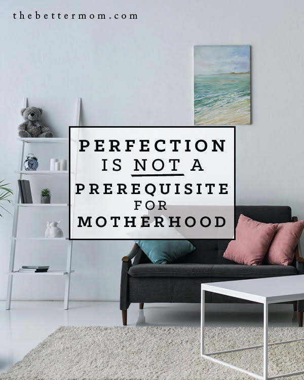 Motherhood can make us feel like everything depends on us. We must do it all and we must do it well. But we were never called to be perfect! We were called to surrender our lives to God. Come discover the beauty of what He designed for your life and enter an amazing giveaway too!