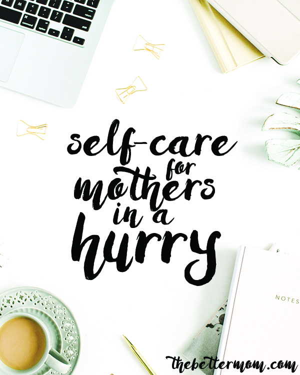 How can we care for ourselves in seasons of fullness? Self care can often start small. Try some of these ideas to kick start heathy rhythms today.