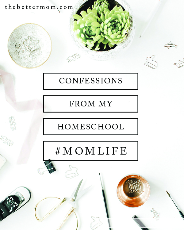 What kind of family do you think of when you hear they homeschool? One that grows their own food?Has chickens? Sees? As much as we may want to run from stereotypes, perhaps it's time to confess that a few of them might improve life in our digital age!
