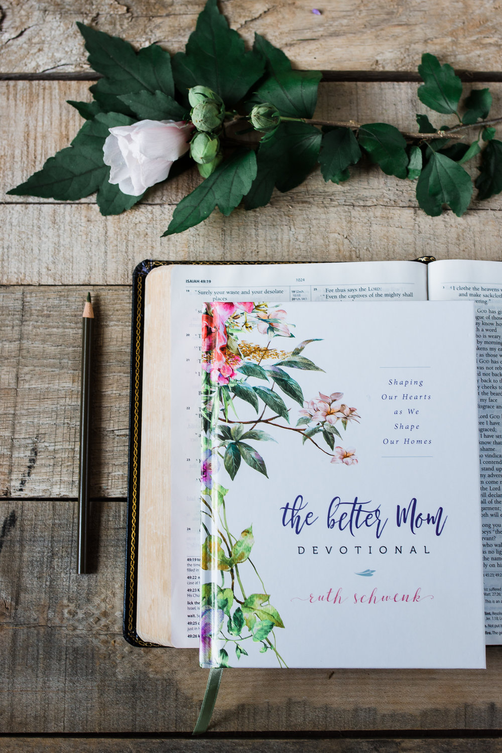 The Better Mom Devotional Cover