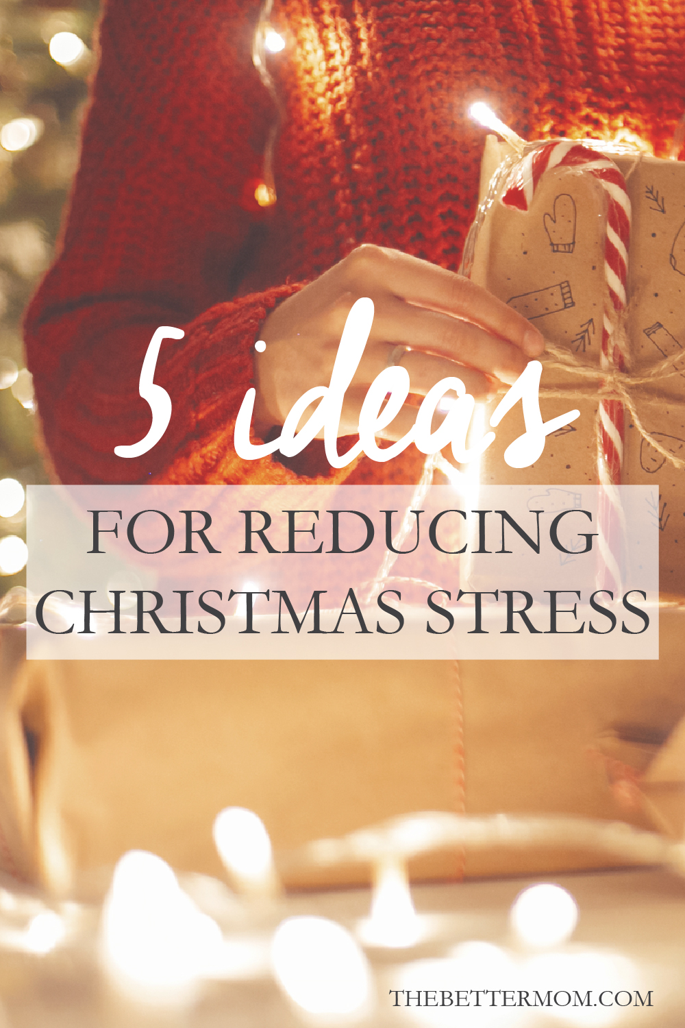 Are you ready for the holidays? Whether you stay cool under pressure or tend toward stress, at this time of year all of us tend to... scramble. Today, we're pausing to plan before the season is here so that we can celebrate Christmas with intention!