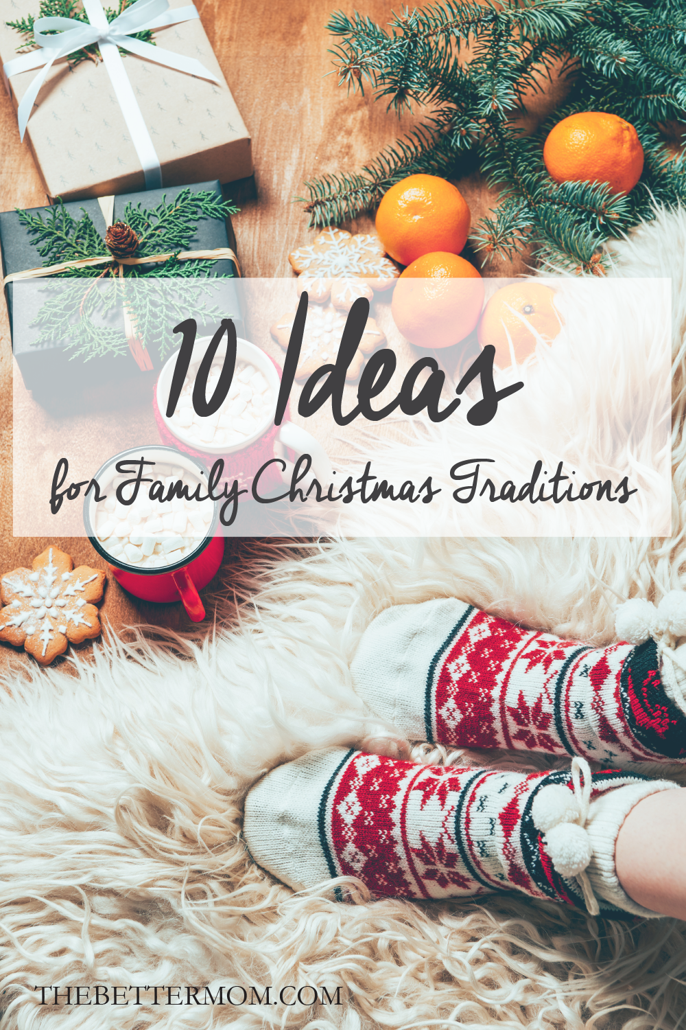 Are you looking for ways to make Christmas more meaningful? In a season steeped in tradition, we've got a few new ones to share that are certain to add more fun and more purpose to your holiday celebration.