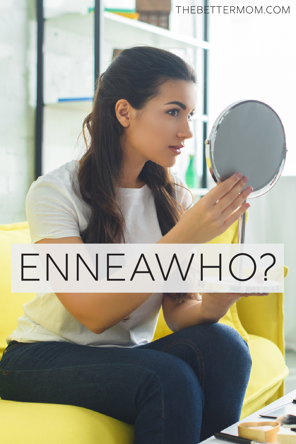 Feel a little lost by all the discussion about the Enneagram? Maybe you wonder if you're really typecast by a personality test? As useful a tool as it may be, today, we want to remind you of who and what really shape your identity!
