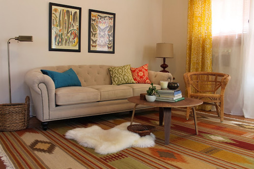 Mcm Design 1930s duplex meets mcm style modern home
