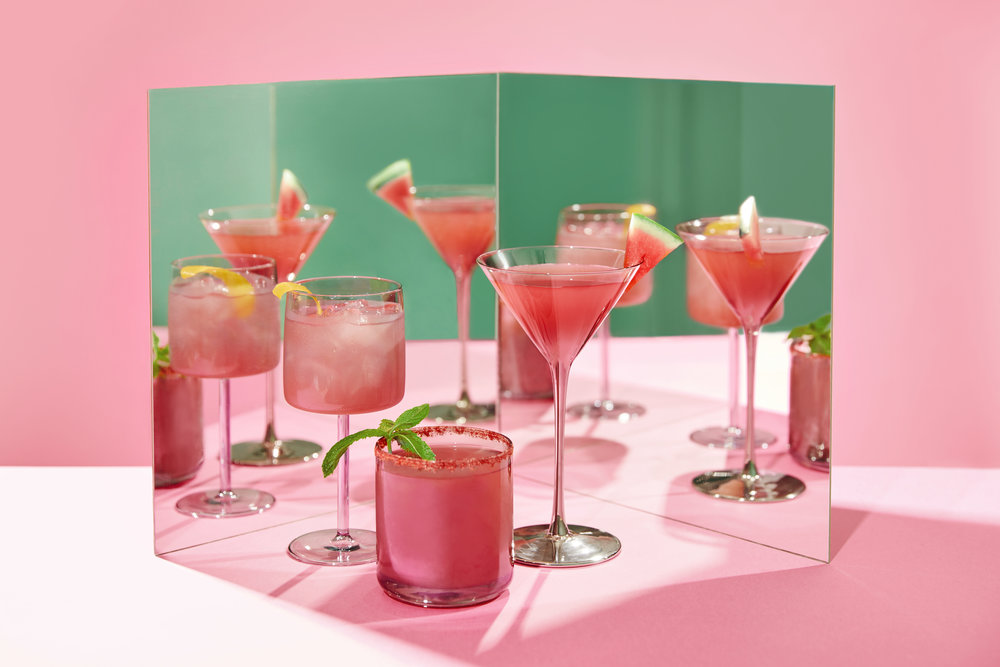 Skyy Vodka Watermelon Cocktails