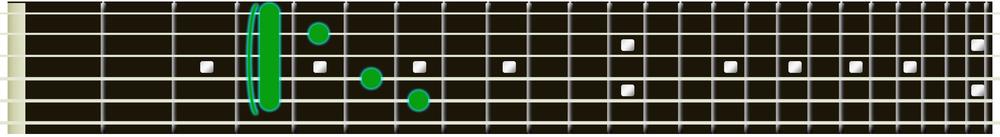 guitar bar chord