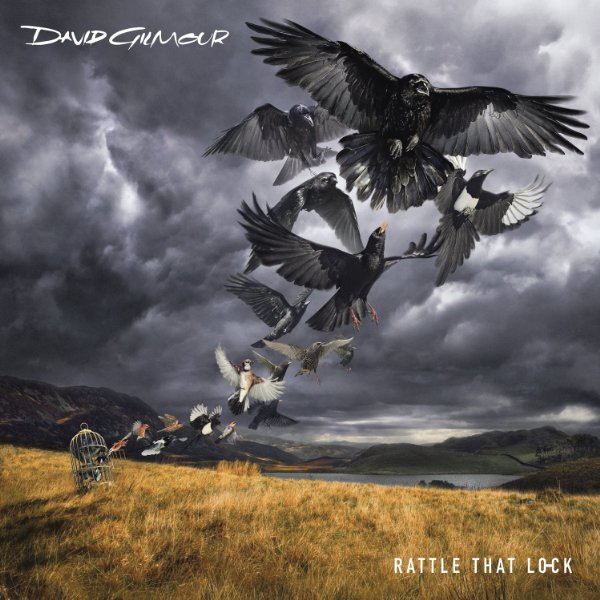 album review of rattle that lock David Gilmour