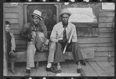creole blues musicians
