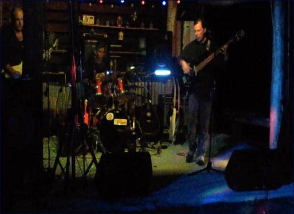 live blues band Mr G