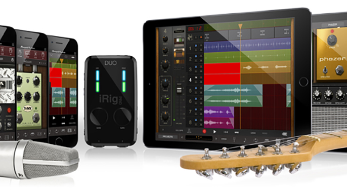 AmpliTube for iOS now features simultaneous multi-channel recording. Record duos, songwriter projects or the entire band with iRig Pro Duo and your iPad/iPhone. AmpliTube is the industry leading guitar amp and effects studio for iPhone, iPad, Mac and PC. And now AmpliTube and AmpliTube MESA/Boogie for iPhone and iPad feature the same hyper-realistic sound and performance as in the desktop versions.
