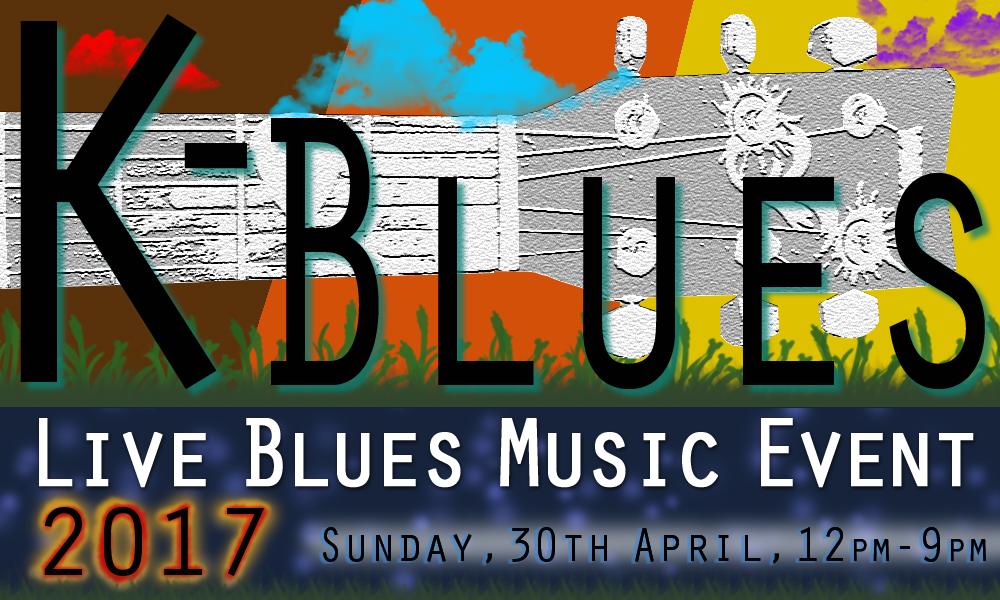 K-Blues live blues festival 2017
