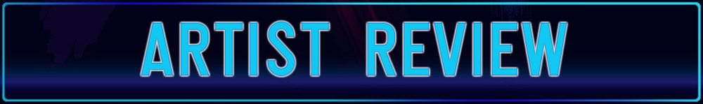 artist review banner