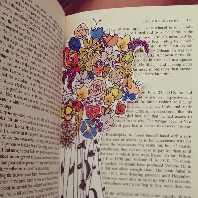 A bookmark. #wheresharry