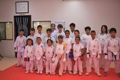 Youth Sparring Group